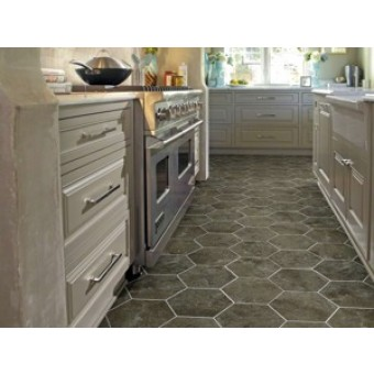 Shaw Escape Tile Vinyl Flooring