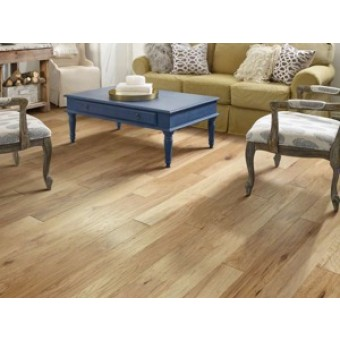 Shaw South Fork Hickory Hardwood Floor