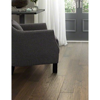 "Anderson 6 3/8"" Picasso Hickory Hardwood Floor-17003 - MARRONE"