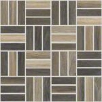 "Shaw 11.53"" x 11.53"" Independence Matching Mosaic Tile"