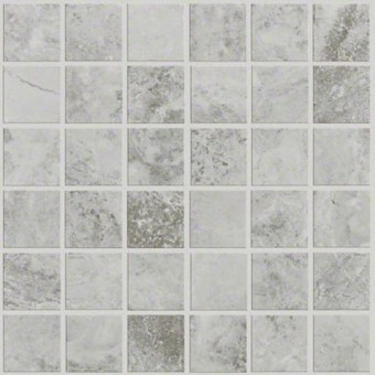 "Shaw 11.69"" X 11.69"" Emperor Matching Mosaic Tile"