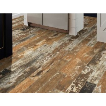 "Shaw 2.5"" x 16"" Timbered Wood Look Porcelain Tile"