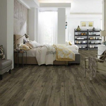 Shaw Riverview Hickory Laminate Floor