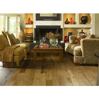 Shaw Brushed Suede Hardwood Flooring