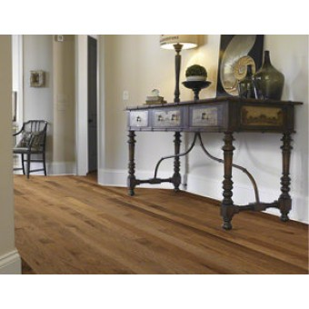 "Shaw Lucky Day  2 1/4"" Solid Hickory Hardwood Floor"