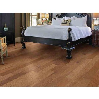 "Shaw Traders Junction 5"" Hickory Hardwood Flooring"