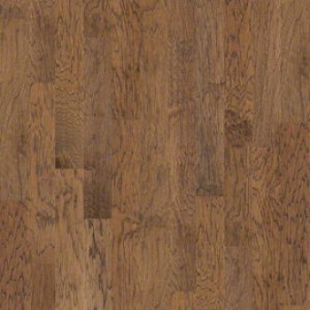 "Shaw Arbor Place  5"" Hickory Hardwood Floor-00528 - Weathered Gate"