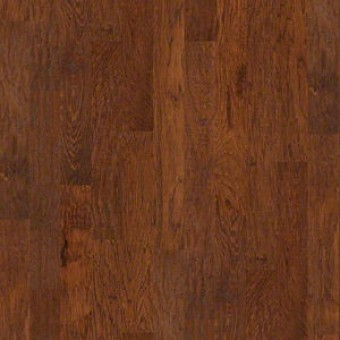 "Shaw Arbor Place  5"" Hickory Hardwood Floor-00691 - Garden Bench"