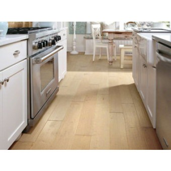 "Shaw 6 3/8"" Yukon Maple Hardwood Floor"