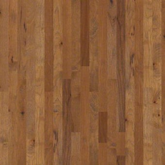 "Shaw Barlow Road 3 1/4"" Solid Hickory Hardwood Flooring-00229  TRAIL BR"