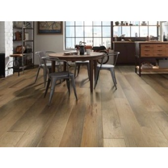 Shaw Landmark Hickory Scraped Water Resistant Hardwood Floor