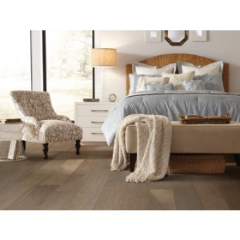 Shaw Landmark Walnut Hardwood Floor