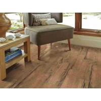 """Shaw 6"""" x 36"""" Fired Hickory Porcelain Tile"""