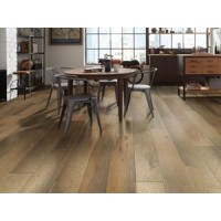 Shaw Landmark Hickory Scraped Water Resistant Hardwood Floor 11022 ALAMO (dropped)