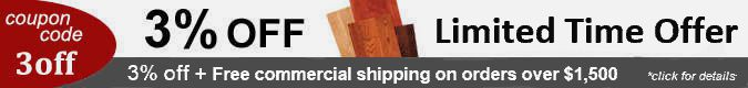 Free Commercial Shipping