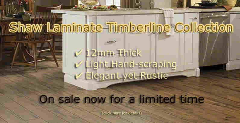 Shaw Timberline Laminate Flooring